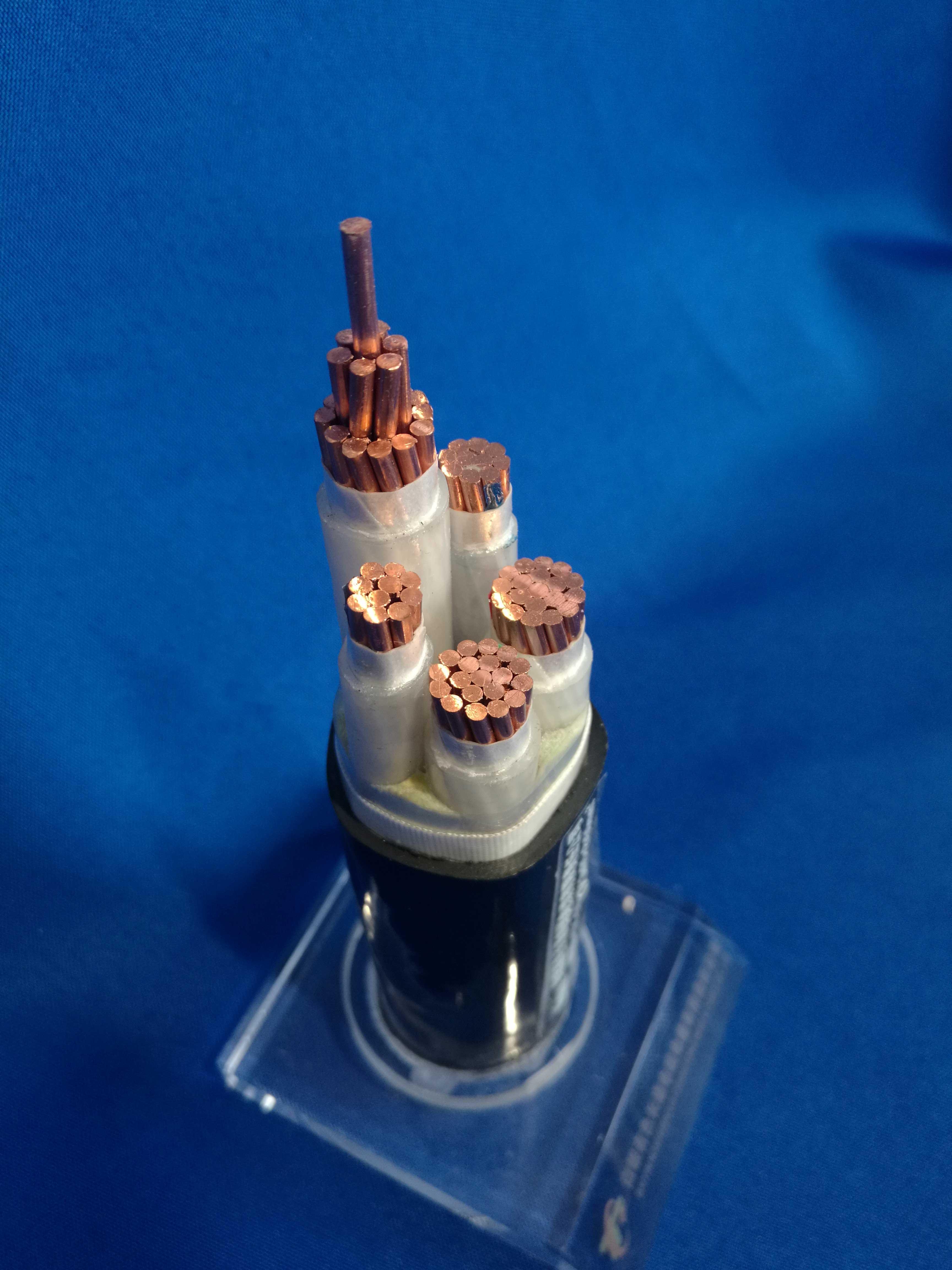 铜芯交联聚乙烯绝缘聚烯烃护套无卤低烟阻燃耐火电力电缆2.jpg
